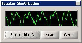 برنامهی تشخیص گویندهی ثبتشده