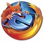 فایرفاکس به جای اینترنت اکسپلورر