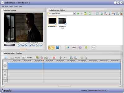 Roxio Easy Media Creator