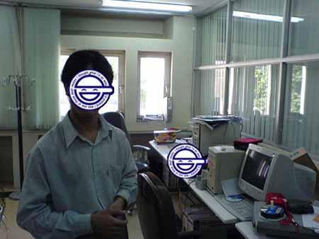 چهره یاب کامپیوتری
