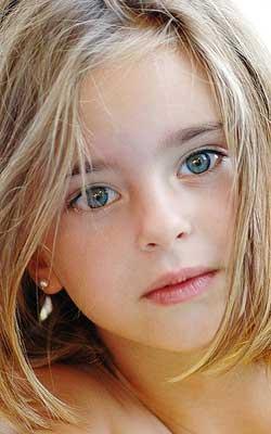 چشمهایش