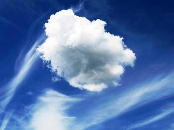 ابرها این بیشه های آب و زیبایی ...