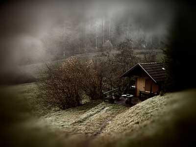 خانه ای از ماسه و مه