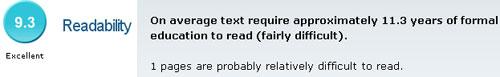www.cssplay.co.uk readability