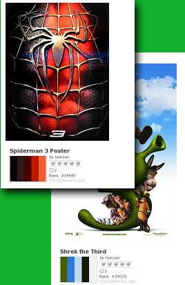 پوسترهای تبلیغاتی فیلمهای تابستان ۲۰۰۷