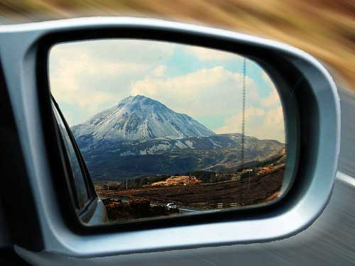 Goodbye Mountain!