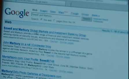 نمایی از فیلم اولتیماتوم بورن - نتایج جستجوی گوگل