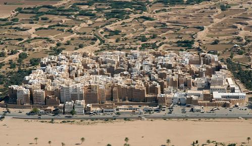 شهر باستانی یمن