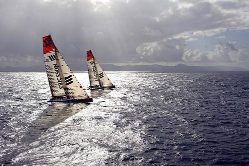 مسابقات قایقرانی اقیانوسی